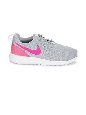 908d0afb31 Product Image Nike Roshe One Big Kids Shoe(3.5y-7y)Wolf Grey/Pink