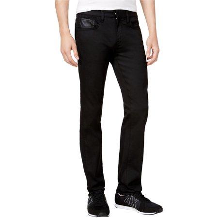 Armani Mens Straight Slim Fit Jeans 0204
