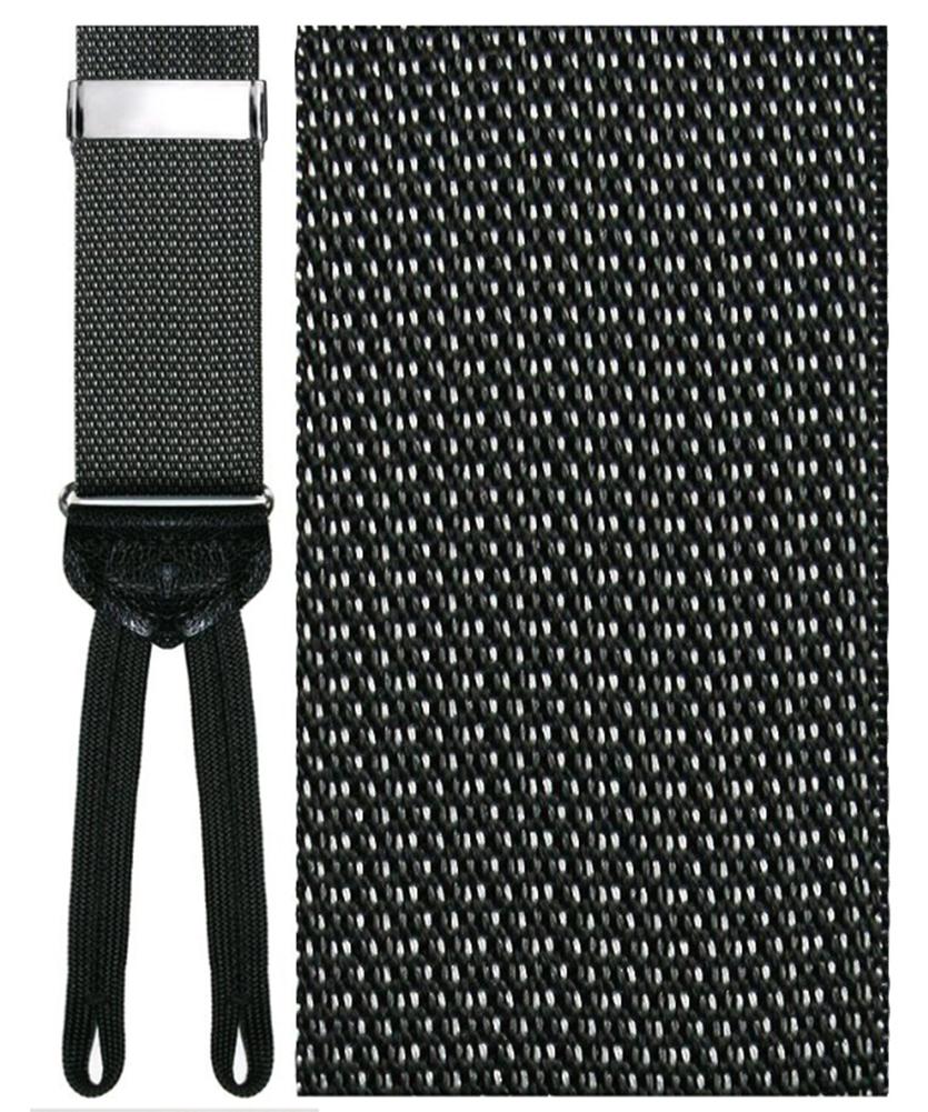 Cardi 100% Silk Suspenders