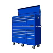 "56"" Top Chest & Roller Cabinet Combination - Blue"