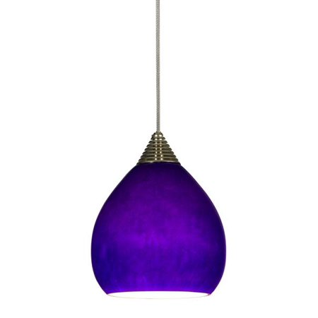 Cal Lighting UPL-708/6 1 Light Mini LED Pendant