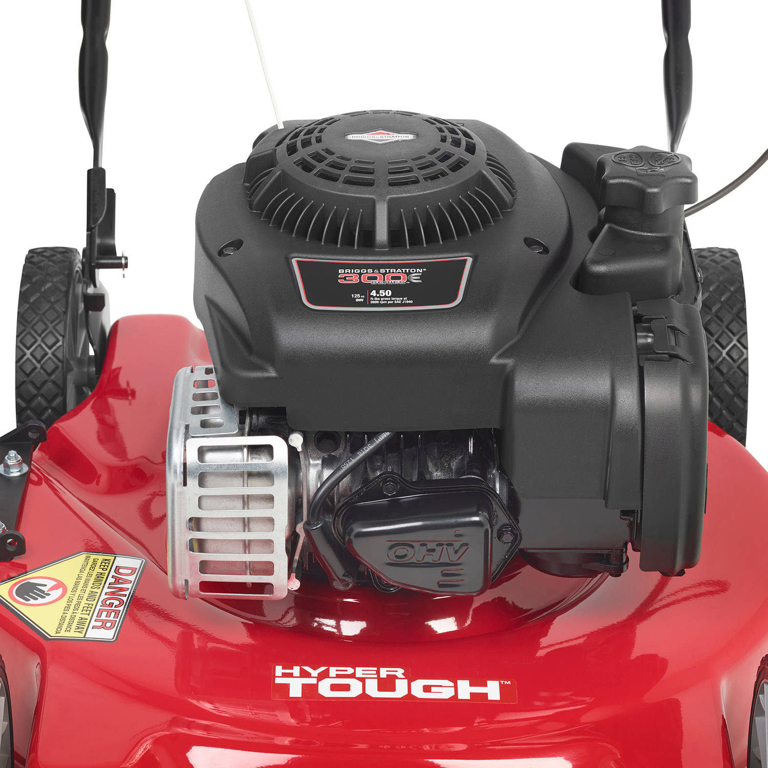 Hyper Tough 20 Quot Gas Powered Side Discharge Lawn Mower Ebay