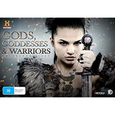 Gods, Goddesses & Warriors (Collector's Set) - 6-DVD Box Set ( Gods and Godesses / Last Stand of the 300 / Clash of the Gods / The Trojan War ) - Trojan Warrior
