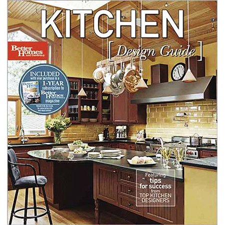Kitchen design guide better homes and gardens for Kitchen design guide