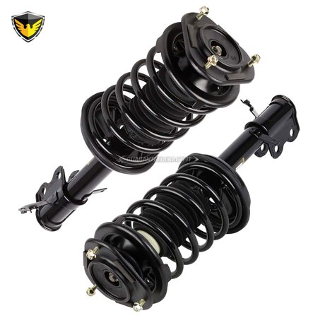 Pair Front Strut Spring Assembly For Toyota Corolla & Chevy Prizm