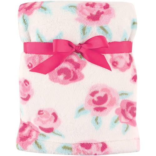 Hudson Baby Baby Super Plush Blanket