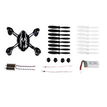 Tera Quadcopter Spare Parts Crash Pack for Hubsan X4 (Tera Best Race For Berserker)