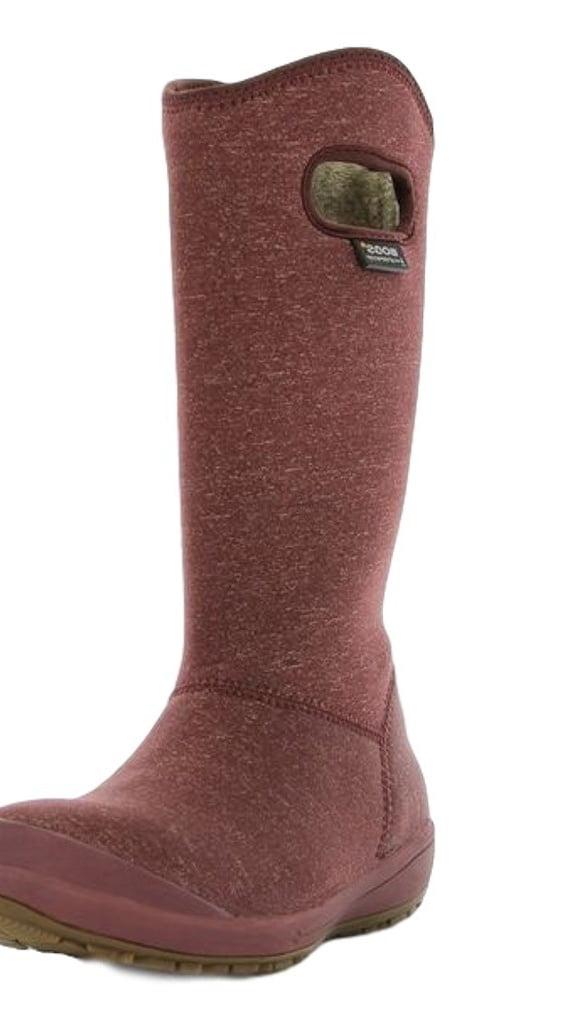 Bogs Boots Womens Pull On Charlie Melange WP Slip Resistant 72034 by Bogs
