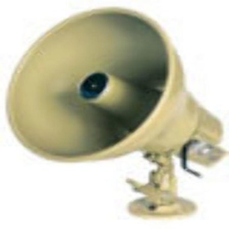 Self Amplified Horn - 5 Watt Self Amplified Metal Ho , 5 Watt Self Amplified Metal Horn