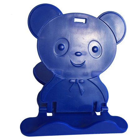 Contixo Multi-Angle Plastics Stand for Tablets, e-Readers and Smartphones (Dark Blue)