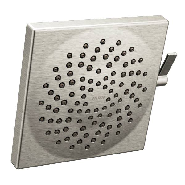 Moen S6345 Velocity 2.5 GPM Two-Function Rainshower with Swivel Ball Assembly