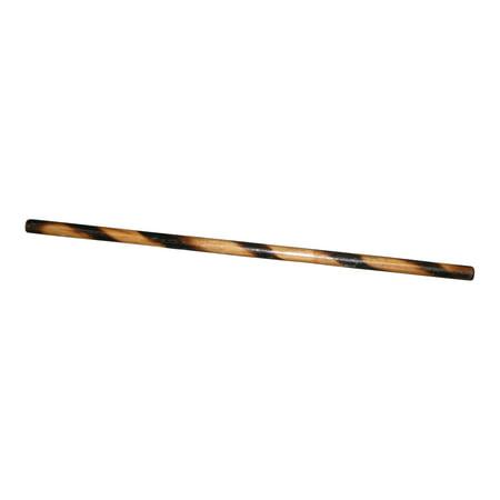 Spiral Burn Escrima Kali Arnis Rattan Stick No Skin 28x.85