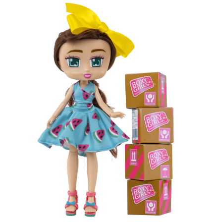Boxy Girls Doll Brook