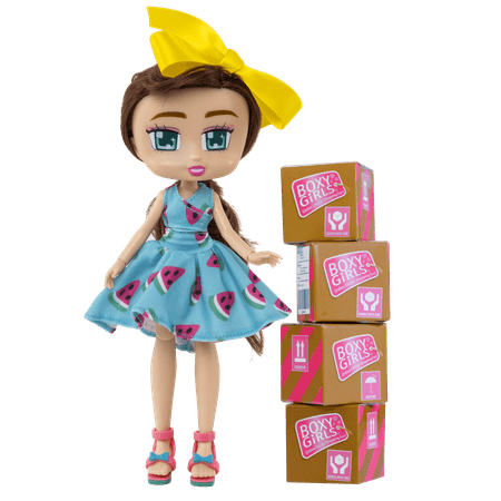 Boxy Girls Doll Brook - Bullseye Doll