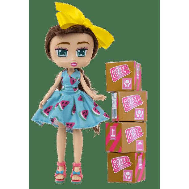 Boxy Girls Doll Brook Walmart Com Walmart Com