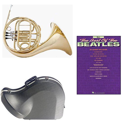 Band Directors Choice Single French Horn in F Best of The Beatles Pack; Includes Student... by Band Directors Choice