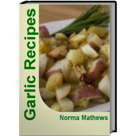 Garlic Recipes - eBook