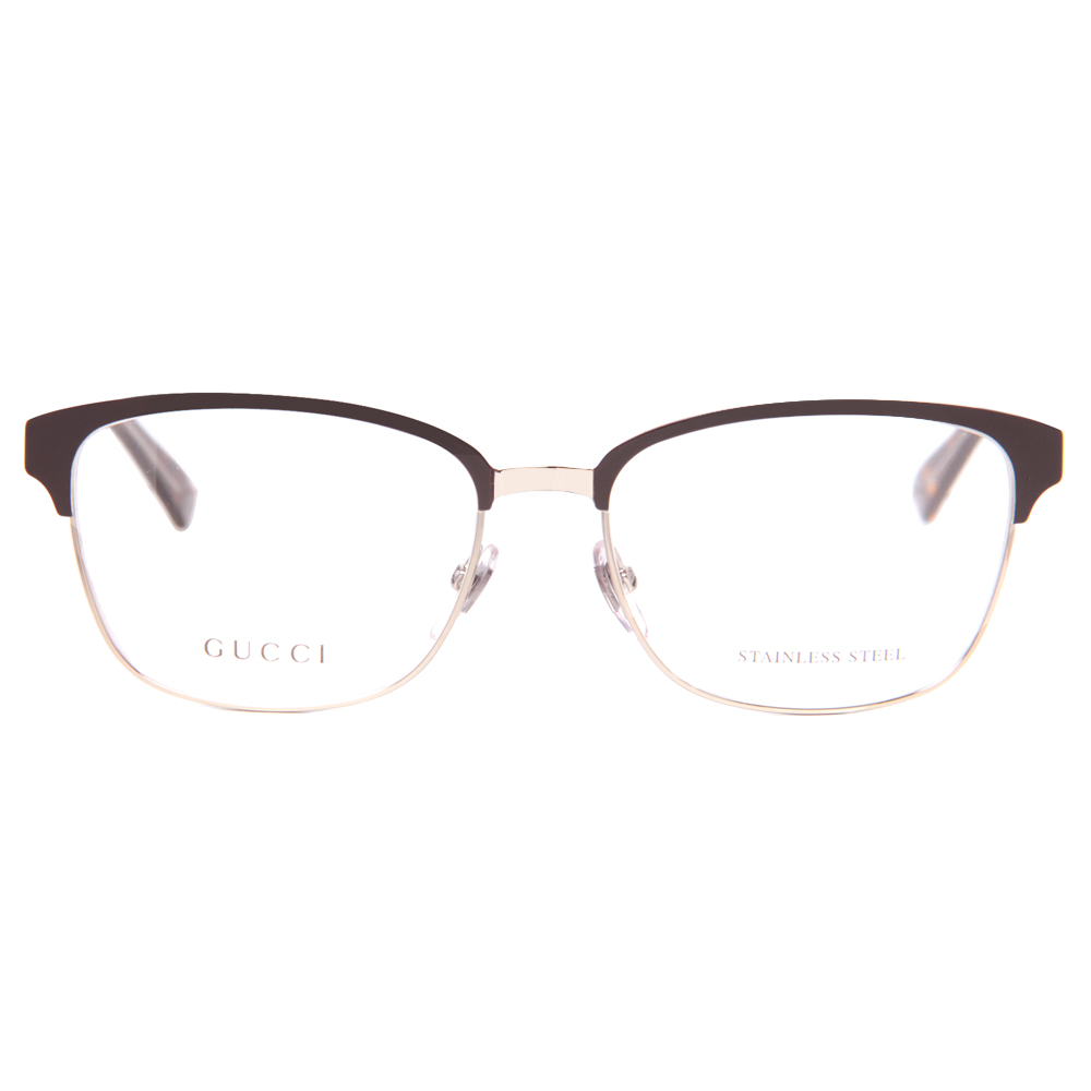 Gucci GG 4272 2CS Light Gold Brown Havana Crystal Women\'s Eyeglasses ...