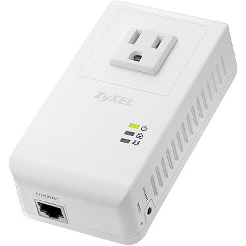 Zyxel Pla4215 500mbps Powerline Adapter