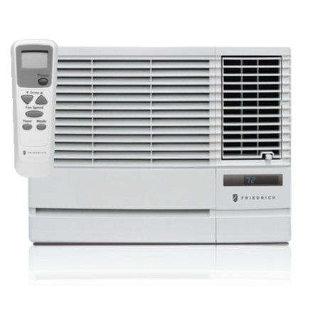 Friedrich ep12g33b 12 000 btu chill series room air for 12000 btu window ac with heat