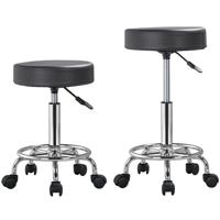 Deals on Easyfashion Adjustable Salon Stool Swivel Salon Chair