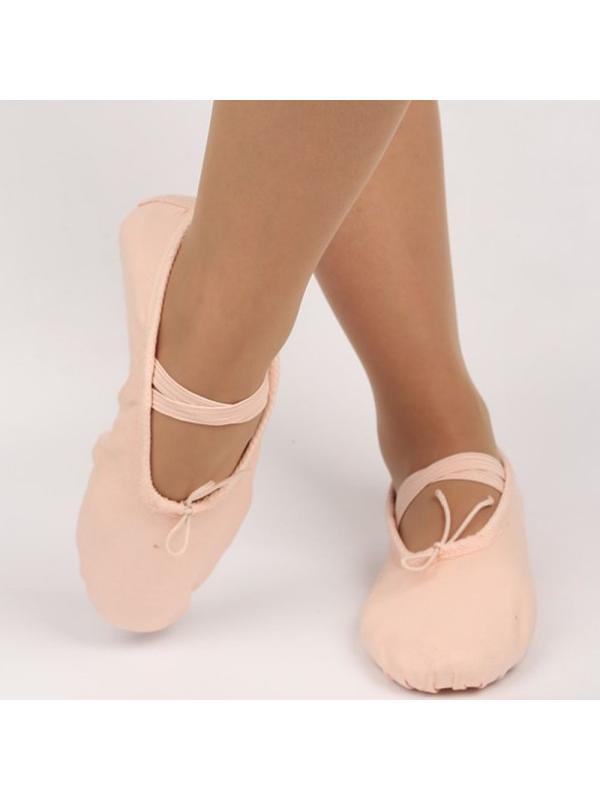 Girl Gymnastics Ballet Pointe Shoes