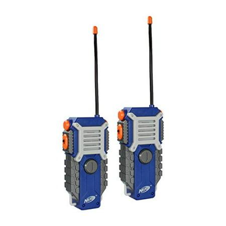 Best selling Nerf 2 Walkie Talkies Ranges to 1000ft & Uses Two 9 Volt Batteries