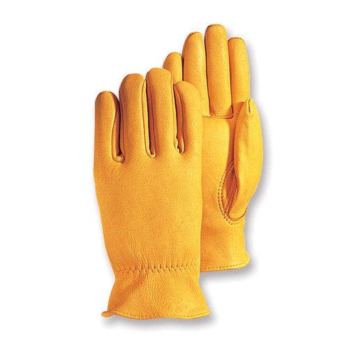 Men's Deerskin Glove, Medium, Magid Glove, TB1640ETM by Magid Glove