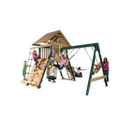 Backyard Play Systems Boulder Creek Swing Set