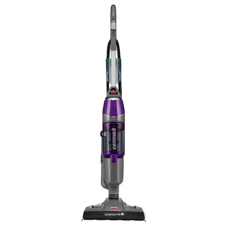 BISSELL Symphony Pet All-in-One Vacuum and Steam (Best Hardwood Floor Mop Vacuum)