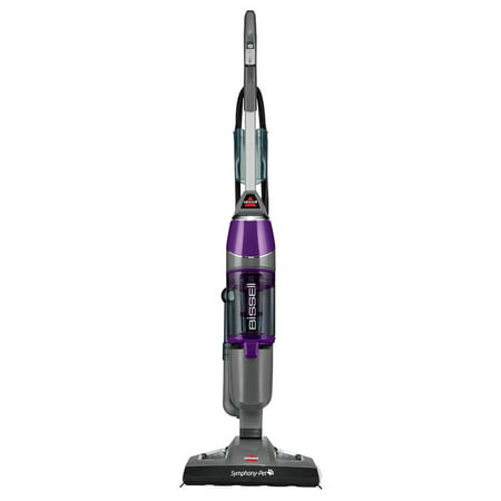 BISSELL Symphony Pet All-in-One Vacuum and Steam Mop ()