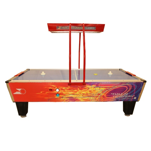 Air Hockey Table by Gold Standard Games - Gold Pro Elite