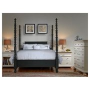 Tall Post Spindle Bed (Queen)