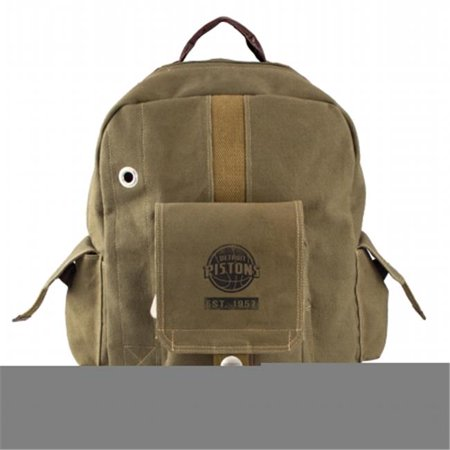 Little Earth Productions 750703-PSTN-OLIV Detroit Pistons Prospect Backpack Olive by