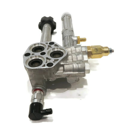 Karcher Complete PUMP HEAD w/ UNLOADER AR42518 AR43061 AR42940 SRMW2.2G24 Washer - Karcher Unloader Valve