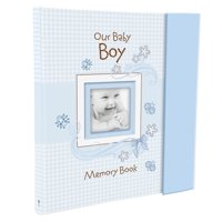 Our Baby Boy Memory Book (Hardcover)