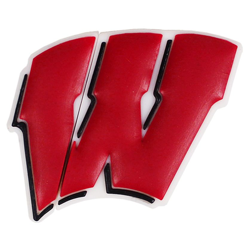 "Wisconsin ""W Shape"" USB Drive - 8GB"