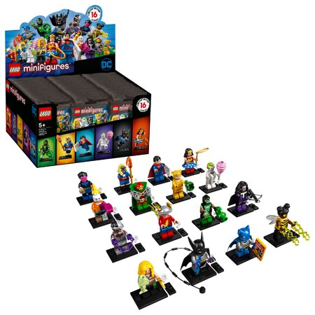 LEGO Minifigures DC Super Heroes Series 71026 Collectible Minifigures (1 of 16 to Collect)