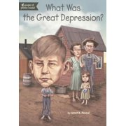 What Was...?: What Was the Great Depression? (Hardcover)