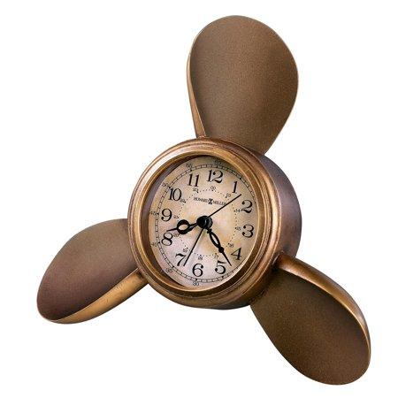 Howard Miller Propeller Alarm Clock