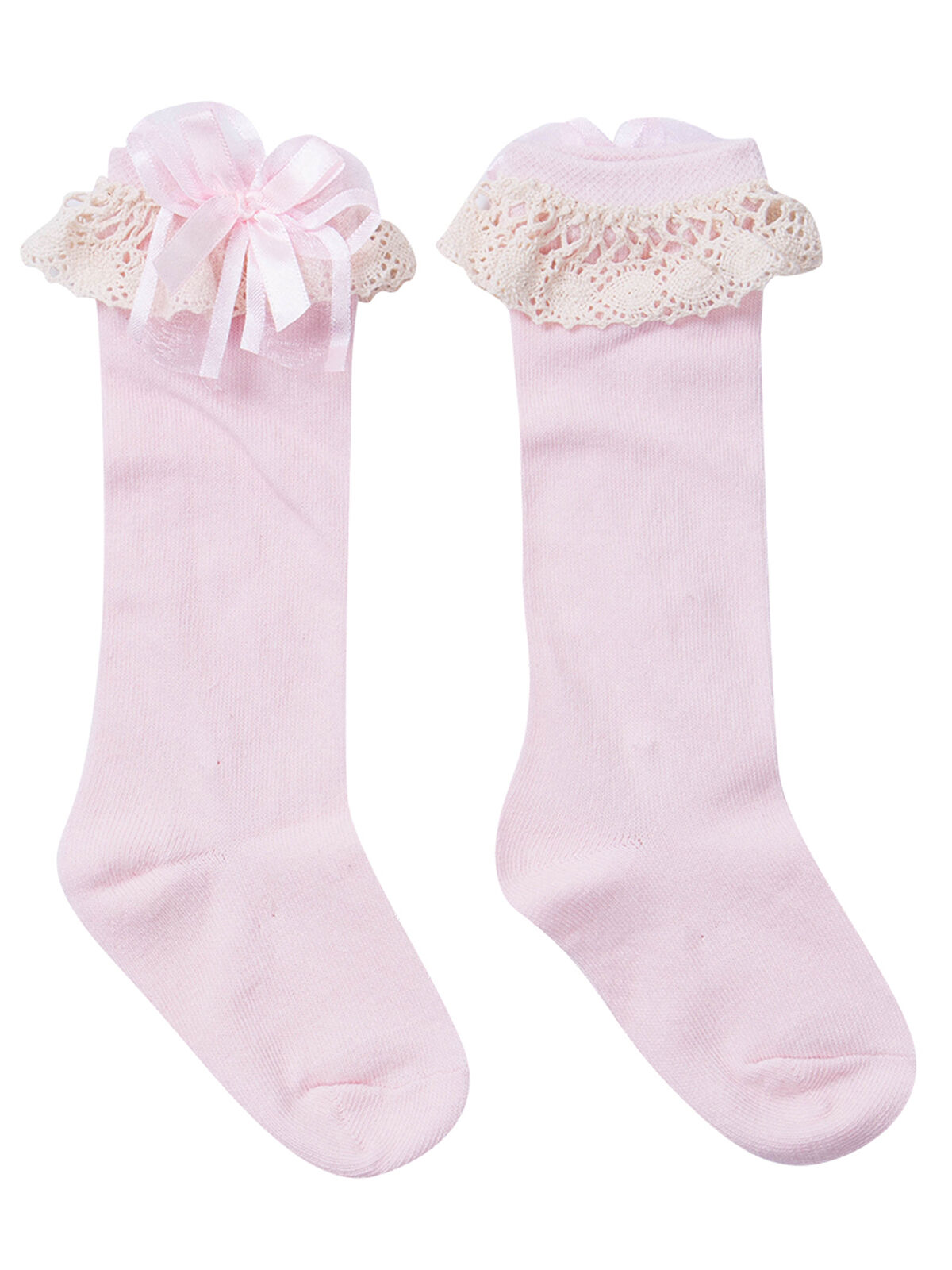 4 Colours Sizes Newborn to 24 mths See Offer Frilly Tutu Bow Ankle Socks