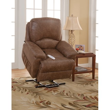 Serta Perfect Lift Chair, is a Plush Comfort Recliner with Gel ...