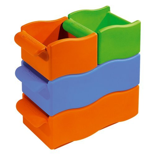 Wesco Big Waves Toy Storage Kit