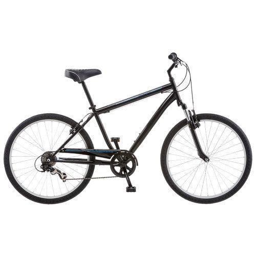 Schwinn 26 inches Men's Suburban Comfort Bike Bicycle Black by Schwinn