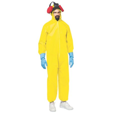 Breaking Bad Plus Size Men's Adult Halloween Costume, One Size, 50-52 (Breaking Bad Halloween Vine)
