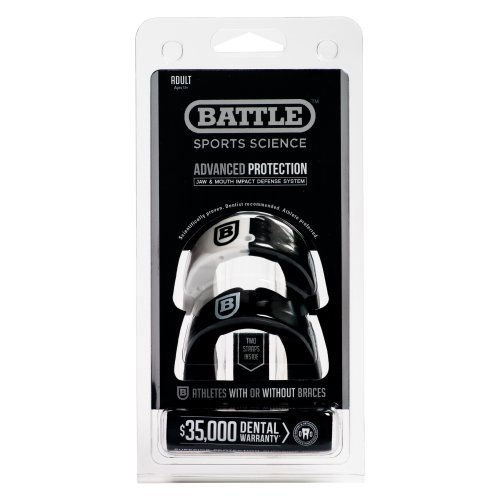 Battle Sports 2 Color Mouthguard