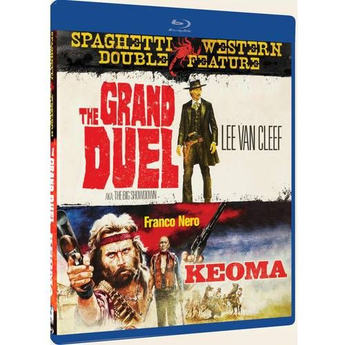 Spaghetti Western Double Feature: The Grand Duel / Keoma (Blu-ray) (Widescreen)