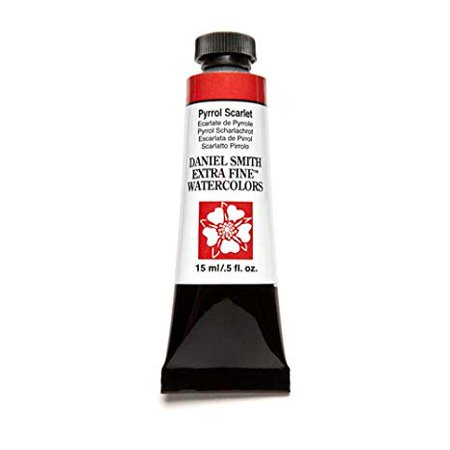 Daniel Smith Extra Fine Watercolor, 15 ml, Pyrrol -