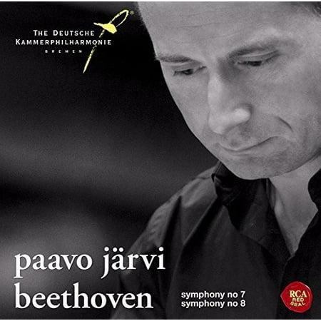 Beethoven: Symphonies 7 & 8 (CD)