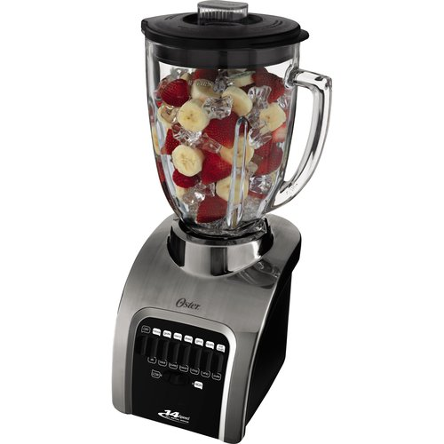 Oster Smash Blend 300 Blender Brushed Nickel, BLSTTG-PCP-000